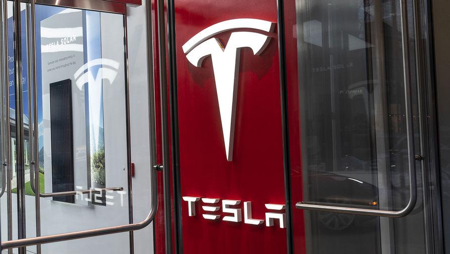 Пожар произошел на заводе Tesla в Калифорнии