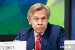 Пушков обвинил президента Украины в отсутствии принципов