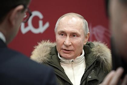 Путин назвал ключевую веху двух последних десятилетий дляРоссии