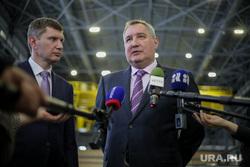 Рогозин заявил, что стройка на «Восточном» будет бесконечной