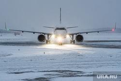У самолета «Уральских авиалиний» отказал двигатель