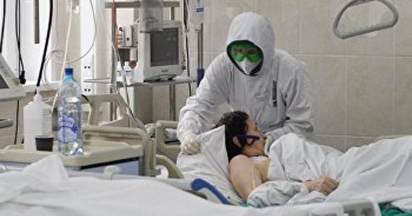 Уровень госпитализаций из-заCOVID зашкаливает в21регионе Украины