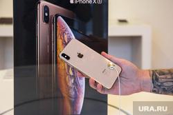 В Екатеринбурге ограбили магазин Apple