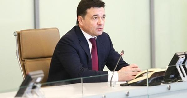 Воробьев поручил главам округов подготовиться кпредстоящему весеннему половодью