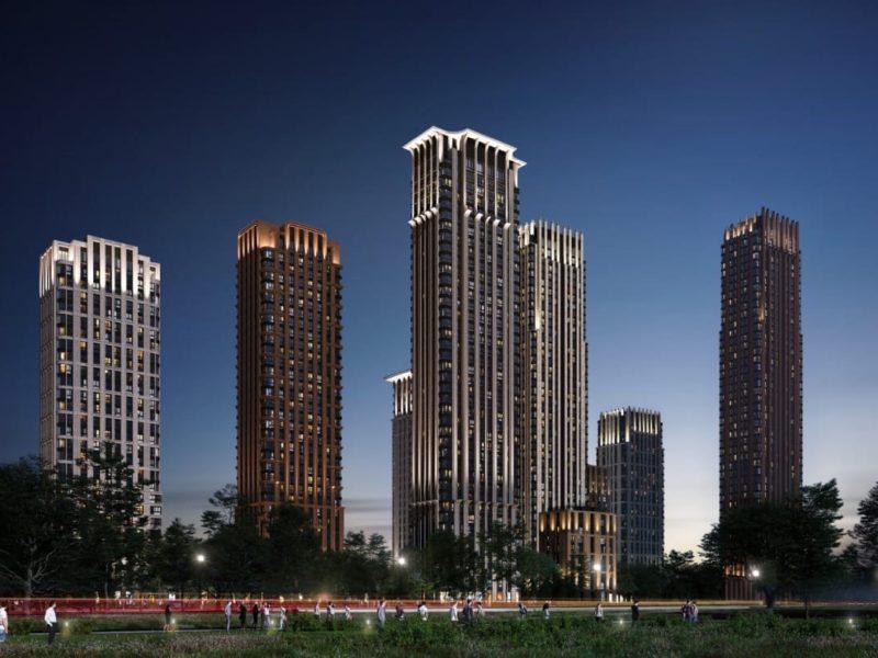 Москомстройинвест одобрил реализацию квартир второй очереди ЖК «Павелецкая Сити»