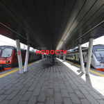 В Москве после реконструкции открылась станция МЖД Внуково