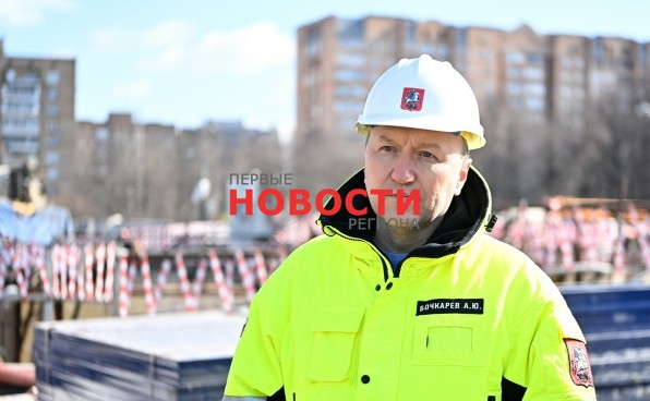 Андрей Бочкарёв: на строительных площадках Москвы не планируют вводить новые ограничения из-за коронавируса