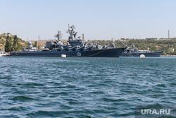 Американский корабль зашел в Черное море