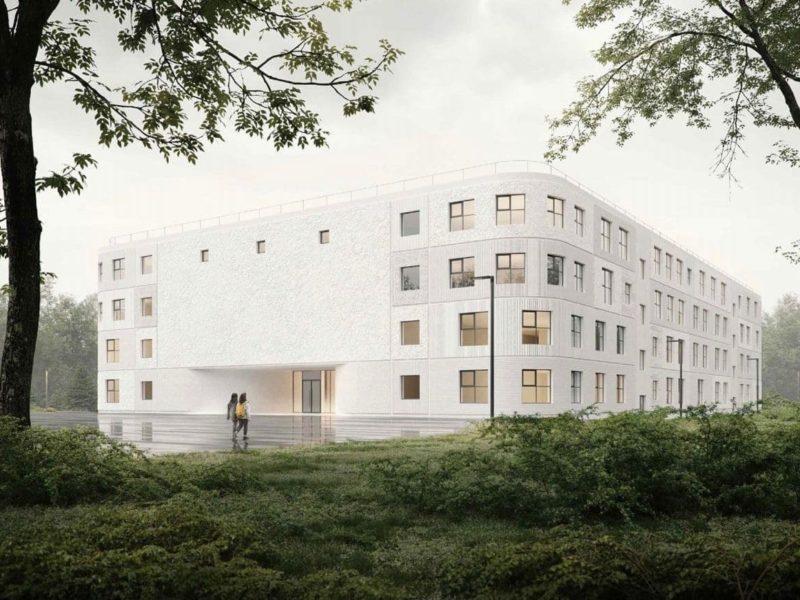В жилом комплексе «Кварталы 21/19» построят школу на 550 детей