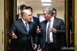 Мишустин попросит перенести отчет правительства перед Госдумой