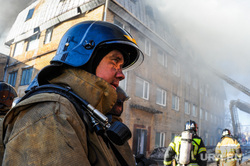 На пожаре в ХМАО погибли дети