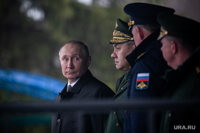 Путин назвал условия сотрудничества сБайденом