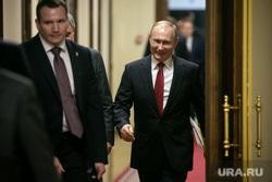 Путин рассказал о своем самочувствии после второй прививки