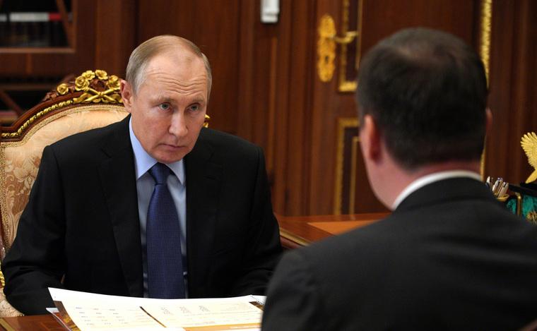 Путину презентовали новый способ борьбы сростом цен