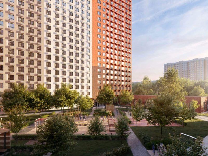 В ЖК «Кольская 8» скоро можно будет купить квартиру