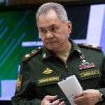 Шойгу оценил ситуацию на западных границах России
