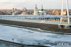 Тюменцы требуют установить пункт полиции на новой набережной