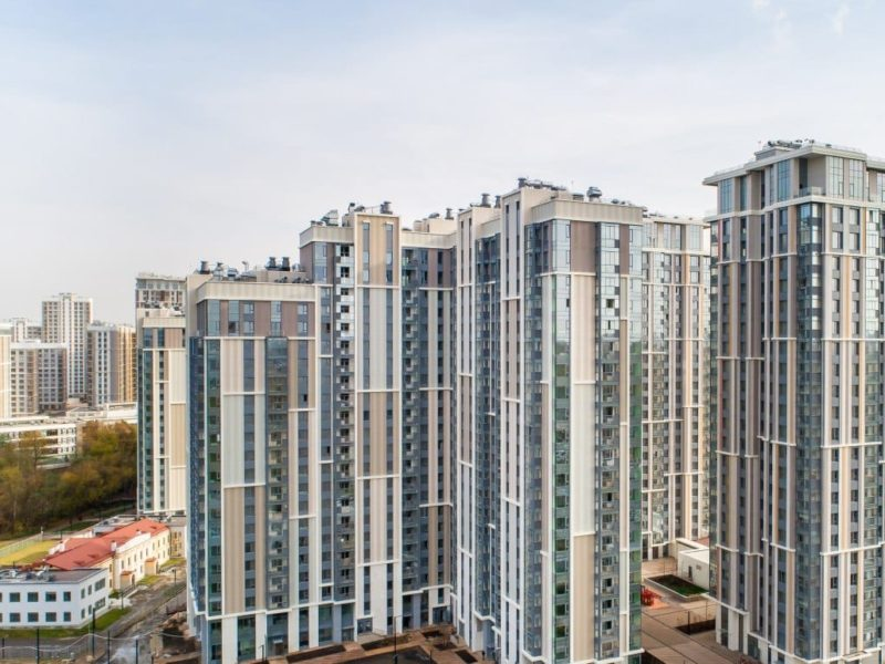 Около 1300 семей получили квартиры в ЖК «LIFE-Ботанический сад-2» на северо-востоке Москвы
