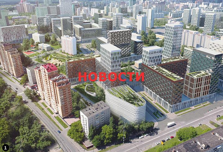 Сергей Собянин открыл выставку «Московская реновация: шаг в будущее»