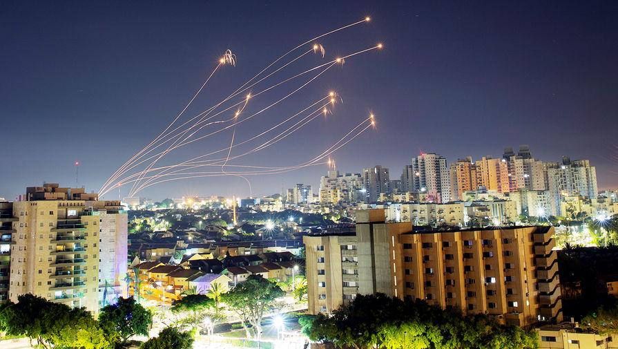 """Байден пообещал Нетаньяху восстановить систему ПВО """"Железный купол"""""""