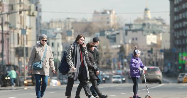 Москва возглавила рейтинг самых желанных дляпереезда российских городов