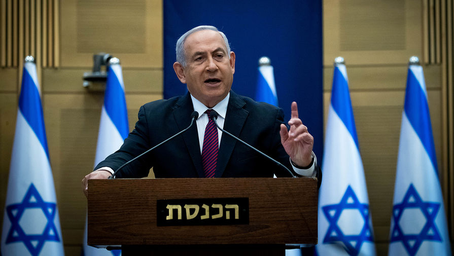 """Нетаньяху: наземная операция в Газе будет длится """"сколько потребуется"""""""