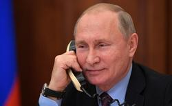 Путин и Лукашенко провели переговоры в День Победы