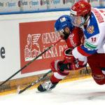 Стали известны сочетания звеньев сборной России перед ЧМ по хоккею