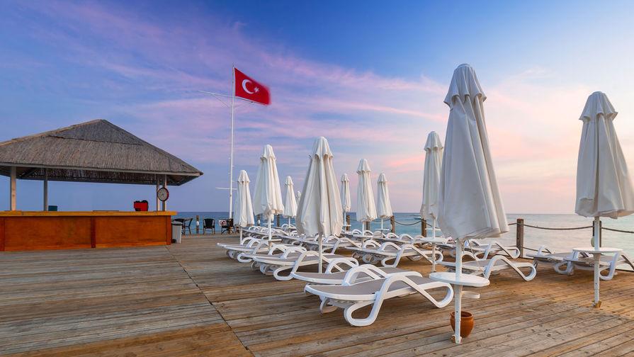 Турецкую пятизвездочную гостиницу закрыли из-за украинских туристов
