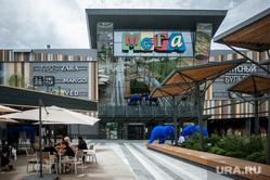 В Екатеринбурге эвакуировали торговый центр «Мега»