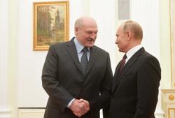 В Кремле раскрыли детали будущей встречи Путина и Лукашенко