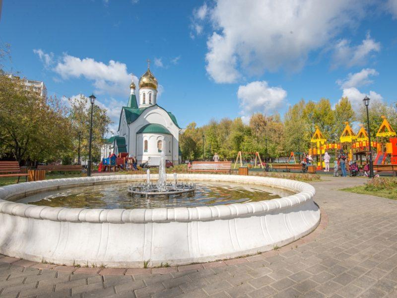 В деревне Рязаново построят православный храм