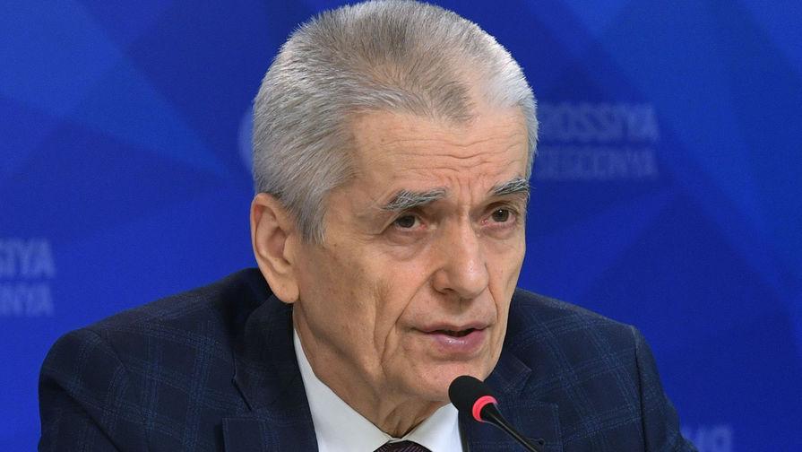 Онищенко предупредил о росте заболеваемости COVID-19 к осени