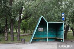 Писатель Минаев высмеял украденные в Кургане остановки. «Красть больше нечего»