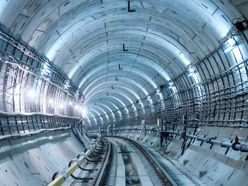 Утвержден проект планировки первого участка Рублёво-Архангельской линии метро