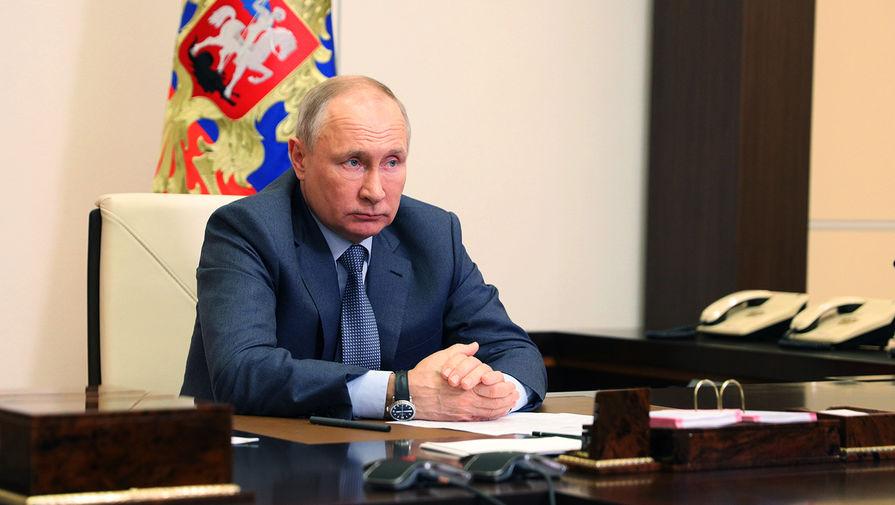 Путин рассказал, откуда осуществляется больше всего кибератак в мире
