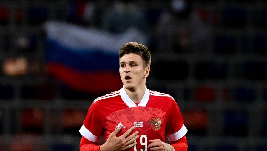 Соболев пообещал, что к игре с Бельгией России будет готова на 200 процентов