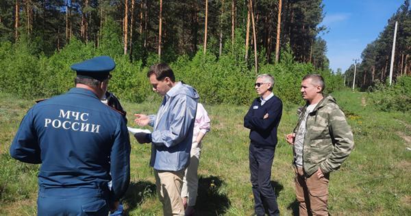 Томские активисты ОНФдобиваются ликвидации несанкционированных свалок вохранных зонах ЛЭП