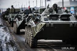 Украина стягивает к границе с Крымом сотни танков и артиллерию