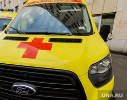 В Екатеринбурге пьяный водитель сбил пешеходов на тротуаре. Один из них — в тяжелом состоянии