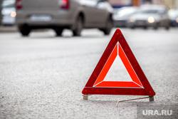 В ХМАО водитель убил человека в ДТП и сбежал. Фото