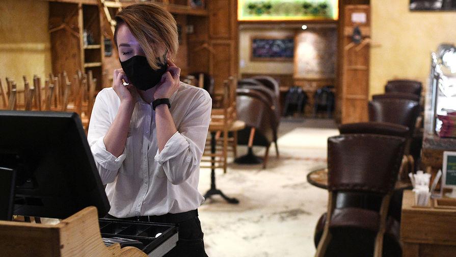 В Москве спрос на заказы навынос вырос вдвое в первый день посещения кафе по QR-кодам