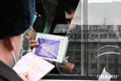В Тюменской области водитель автобуса не сдал тест на наркотики