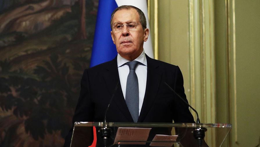 Лавров ответил на вопрос о возможности ввода российских войск в Афганистан
