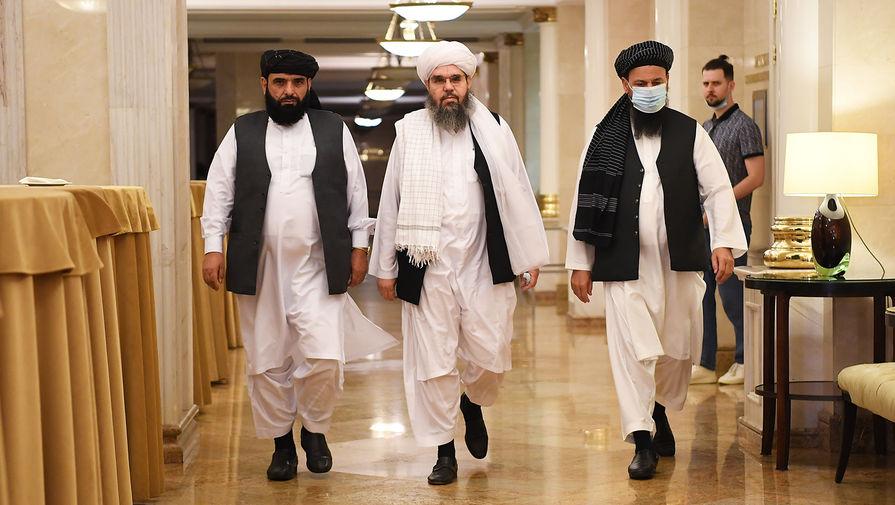 Талибан призвал Россию снять санкции против движения
