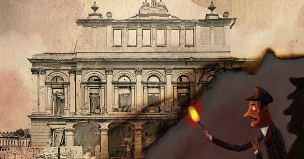 Утеатра оперы ибалета такая горячая история, чтохочется прикупить огнетушитель