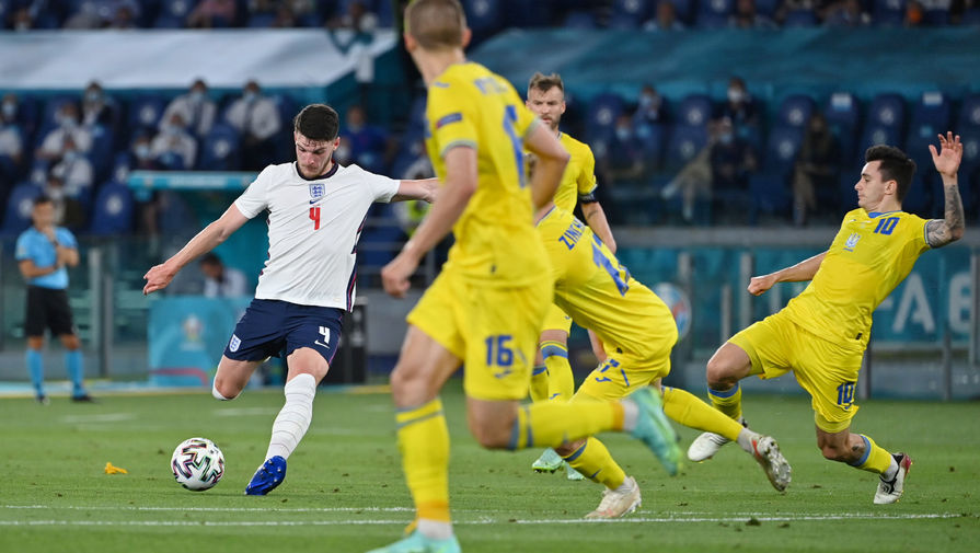 В Госдуме отреагировали на поражение Украины от Англии в матче 1/4 финала Евро