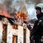 Взрослые и дети погибли на пожаре в Саратовской области