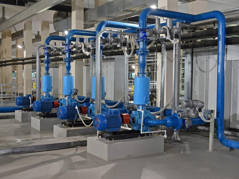 Одобрена реконструкция водозаборного узла «Киевский»