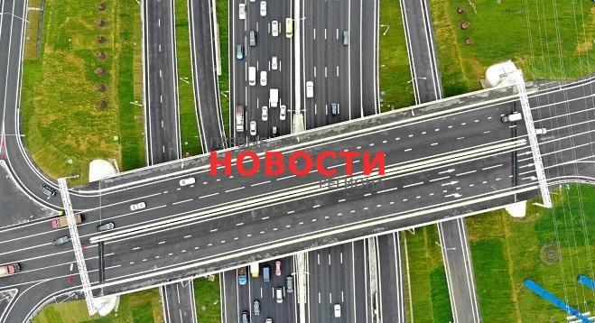 До конца года в столице будет построено более 80 километров дорог